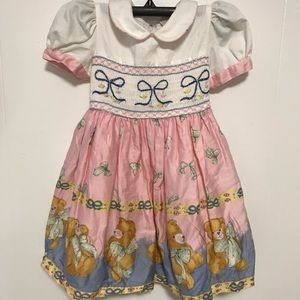 Canella vintage girls dress